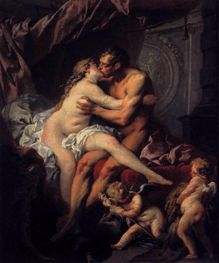 François_Boucher_-_Hercules_and_Omphale_-_WGA02890