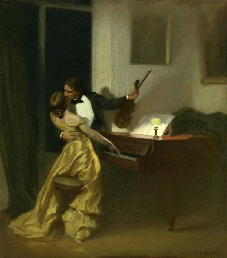 Prinet_-_Kreutzer_Sonata
