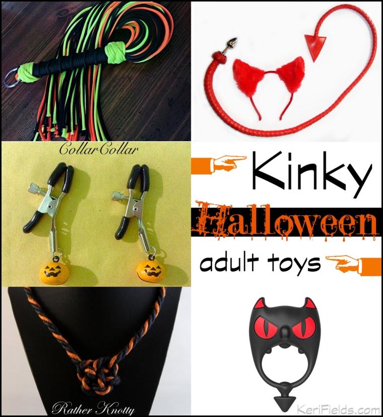 kinky halloween adult toys