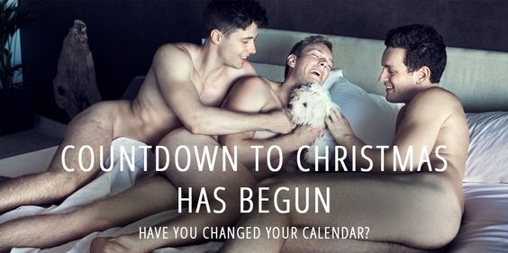 Sexy Christmas Calendar with The Warwick Rowers